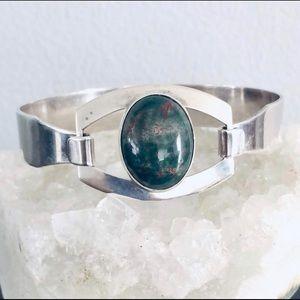 Jewelry - Green Agate Bracelet